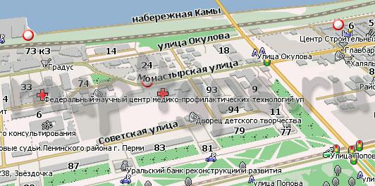 Карта Пермского Края Для Навител