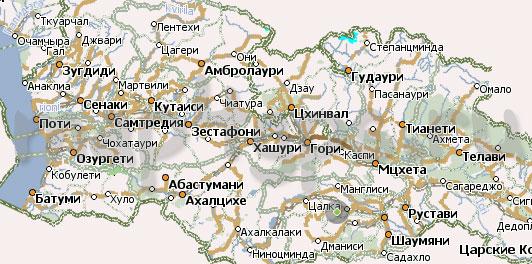 Navitel Karty Skachat Karty Gruzii