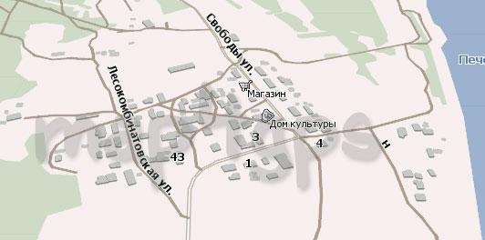 Карта Красный Яг для Навител Навигатор
