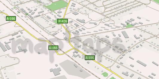 Карта Могойтуй Навител