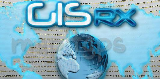 Карта Промышленная GisRX