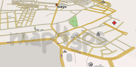 Карта Суэц для Навител